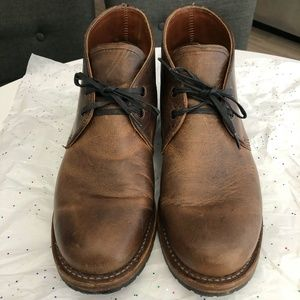 Boots Red Wing Chukka Beckman